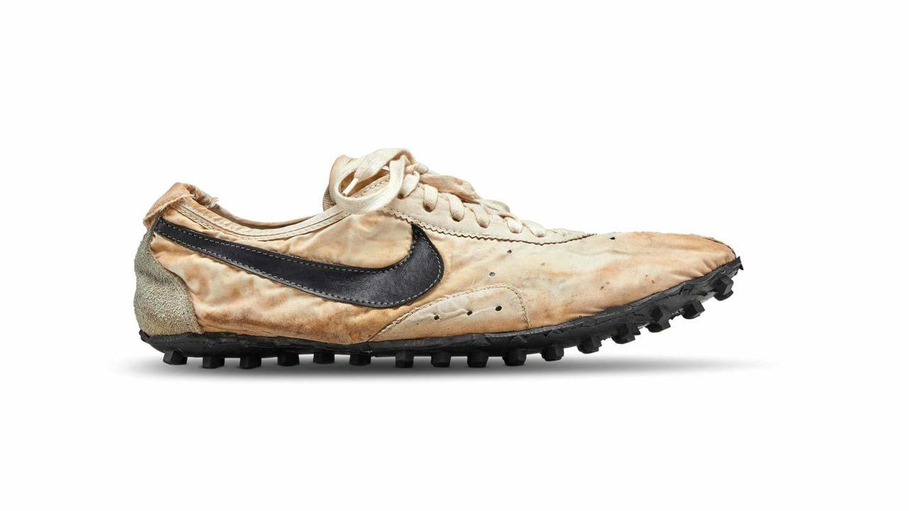 Nike-skor såldes för över 4 miljoner kronor på auktion