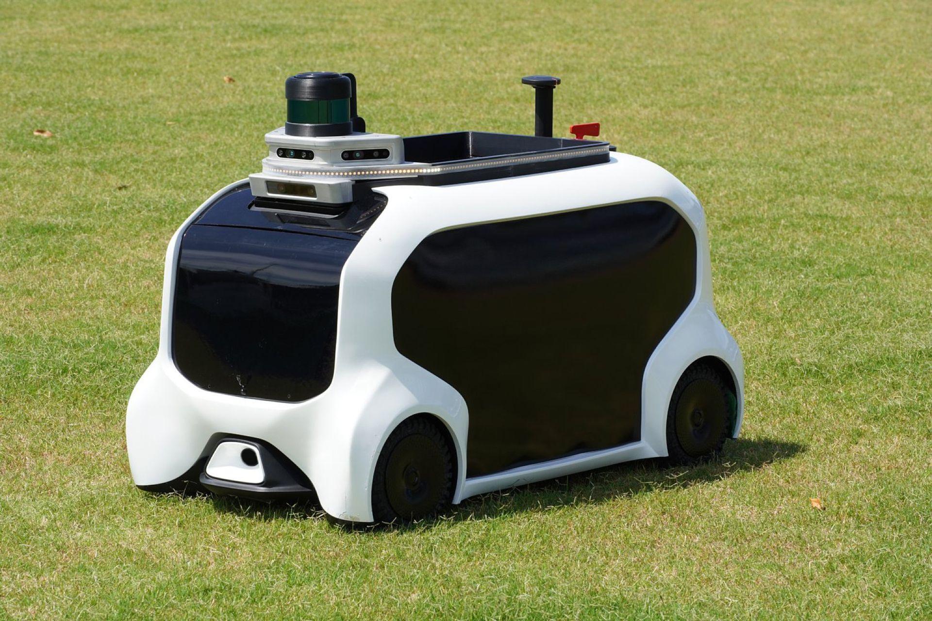Toyota presenterar robot som kan bära spjut