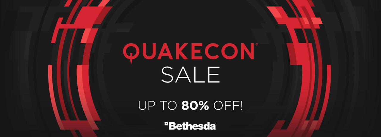 Bethesda firar Quakecon med Steam-rea