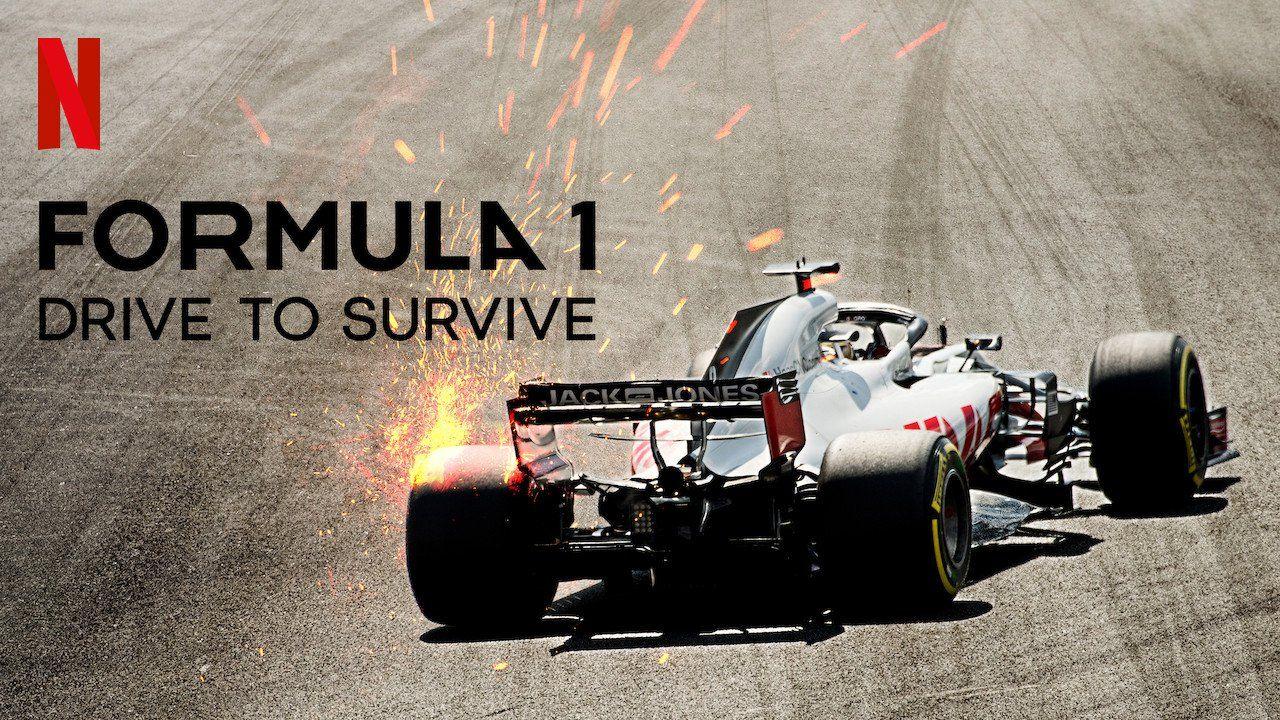 Formula 1: Drive to survive får en andra säsong på Netflix