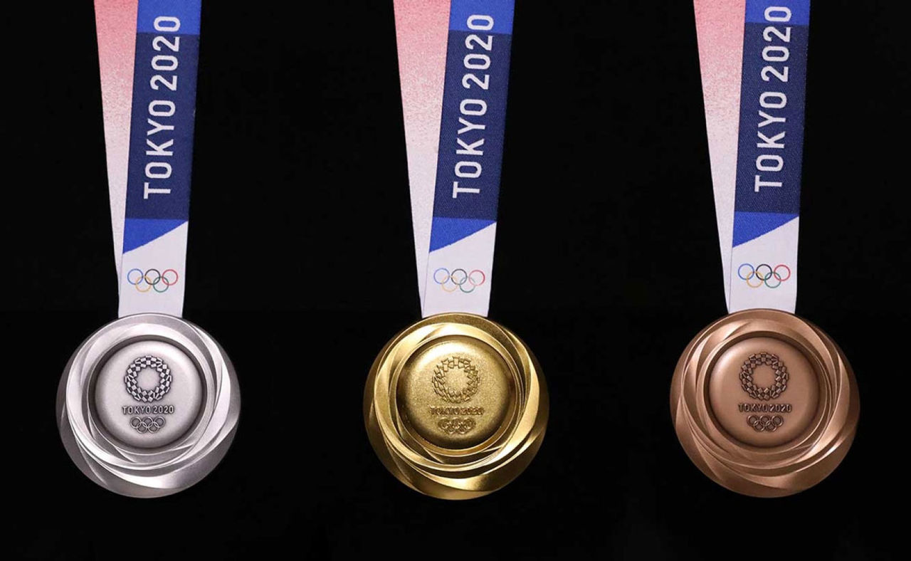 Här är nästa års OS-medaljer