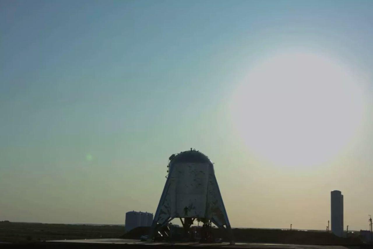 SpaceX Starhopper har hoppat