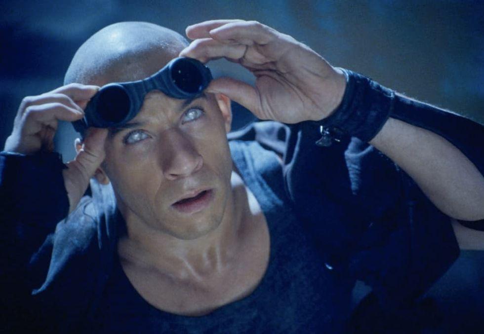 Manuset till Riddick 4 färdigskrivet