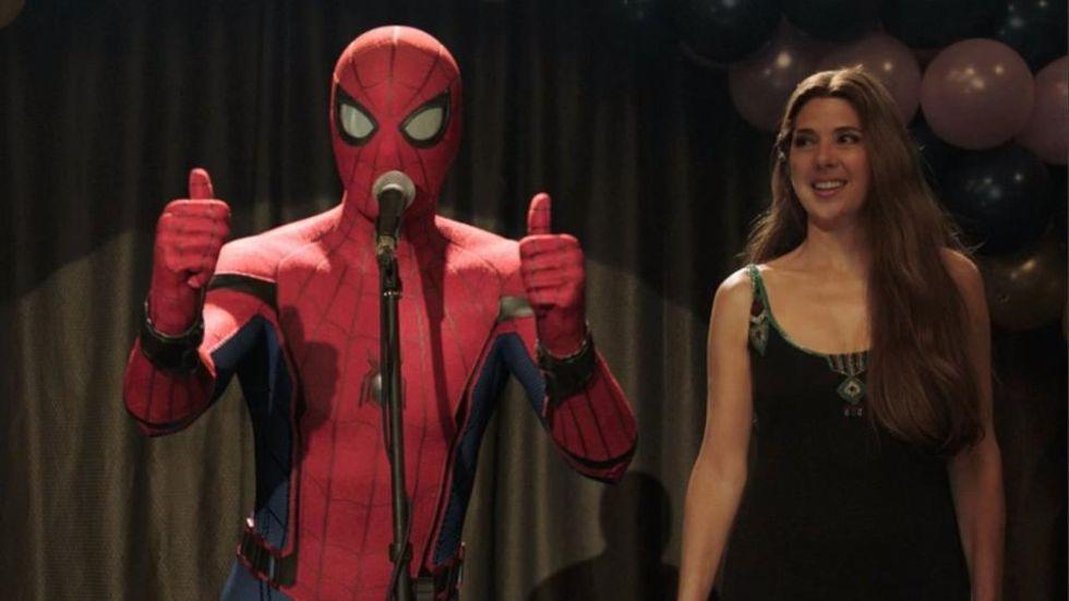 Spider-Man: Far From Home har gått över miljardgränsen