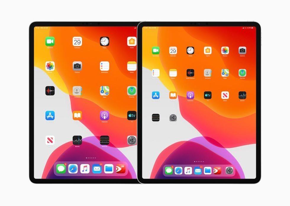 En hög med mindre nyheter i ny iOS/iPadOS-beta