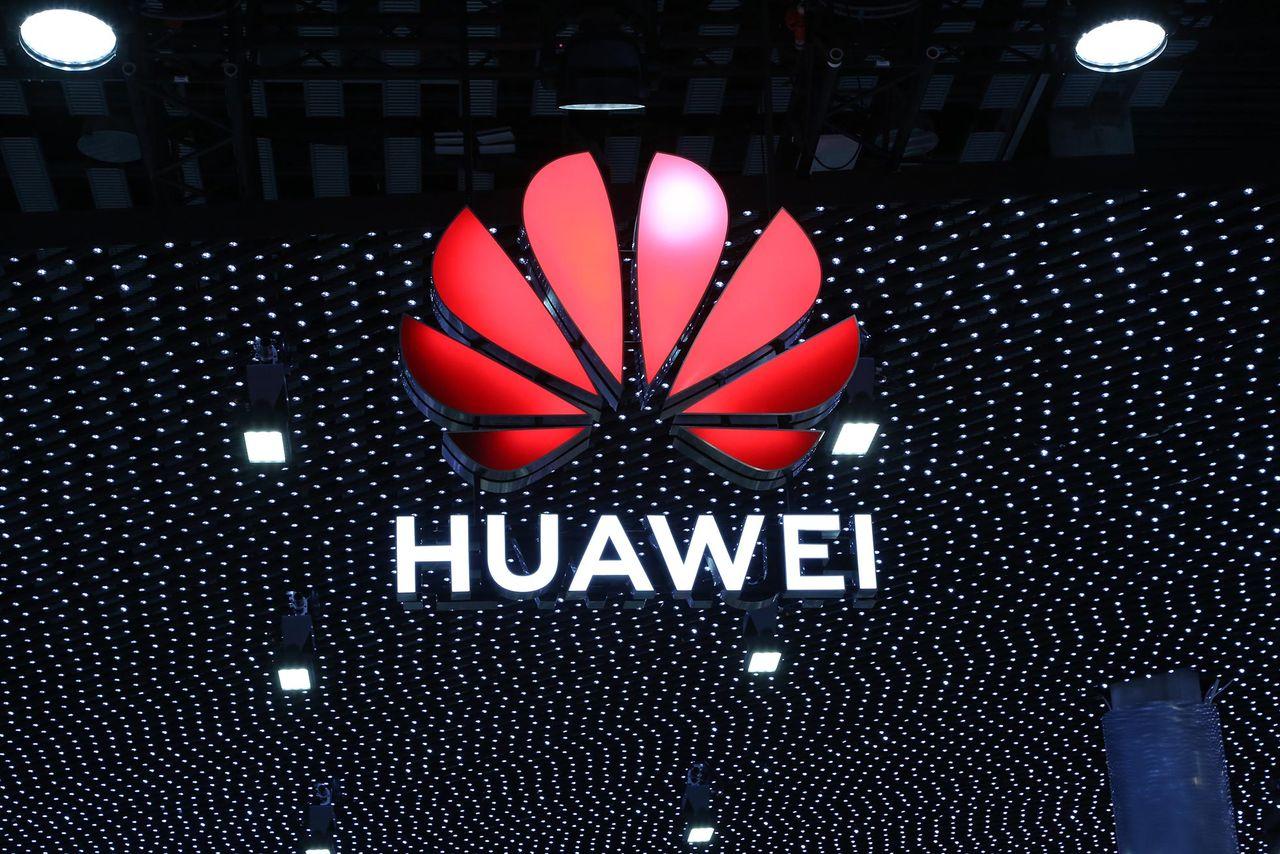 Huawei går fortsatt som tåget