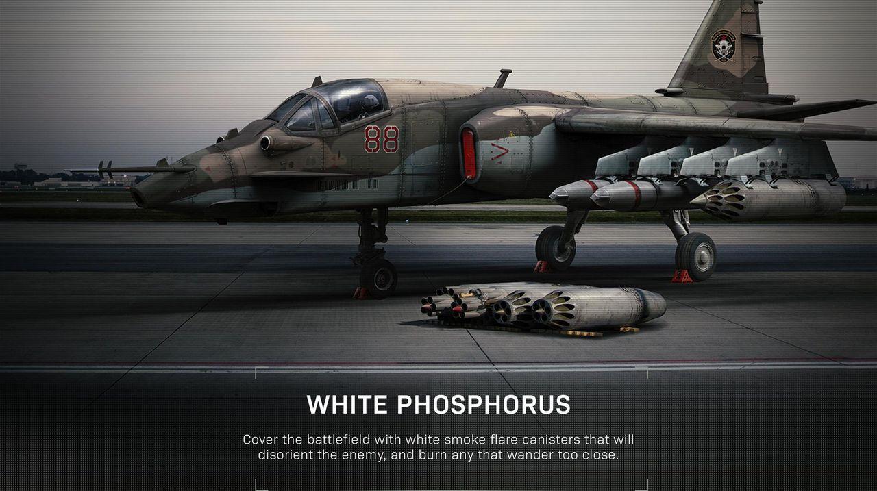 Gamers kritiserar användandet av vit fosfor i Call of Duty