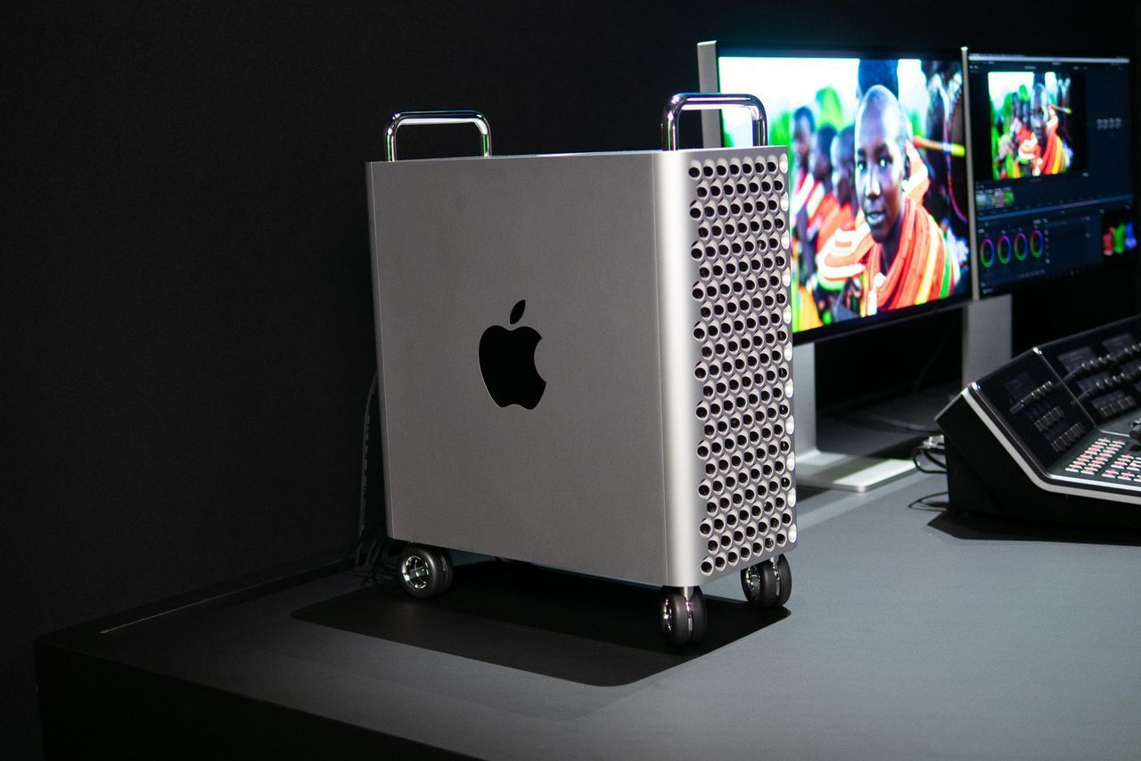 Apple vill göra Mac Pro i USA