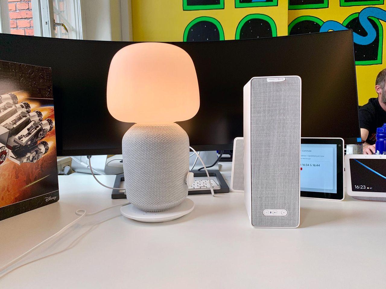 Nu kan du köpa IKEA och Sonos högtalare. Symonisk finns nu i