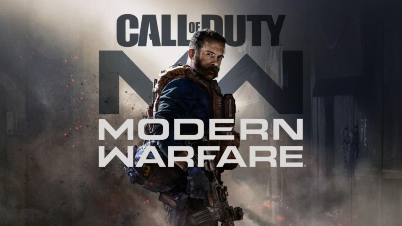 I kväll blir det mycket Call of Duty: Modern Warfare