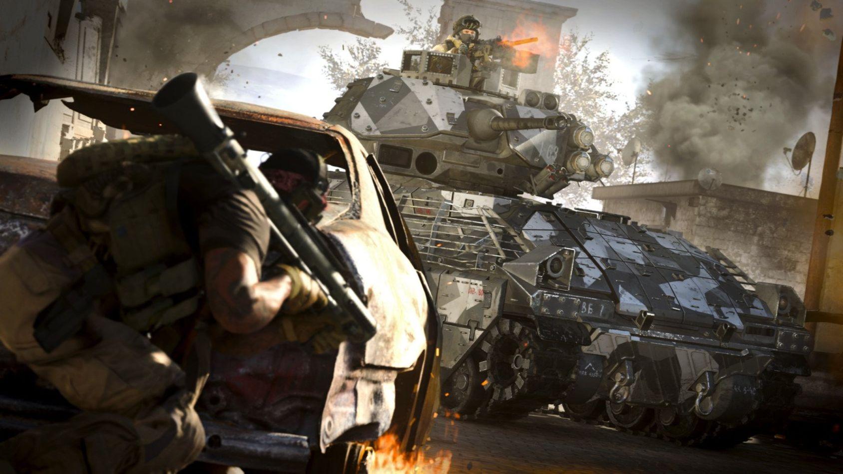 Call of Duty: Modern Warfare tänder COD-lågan igen