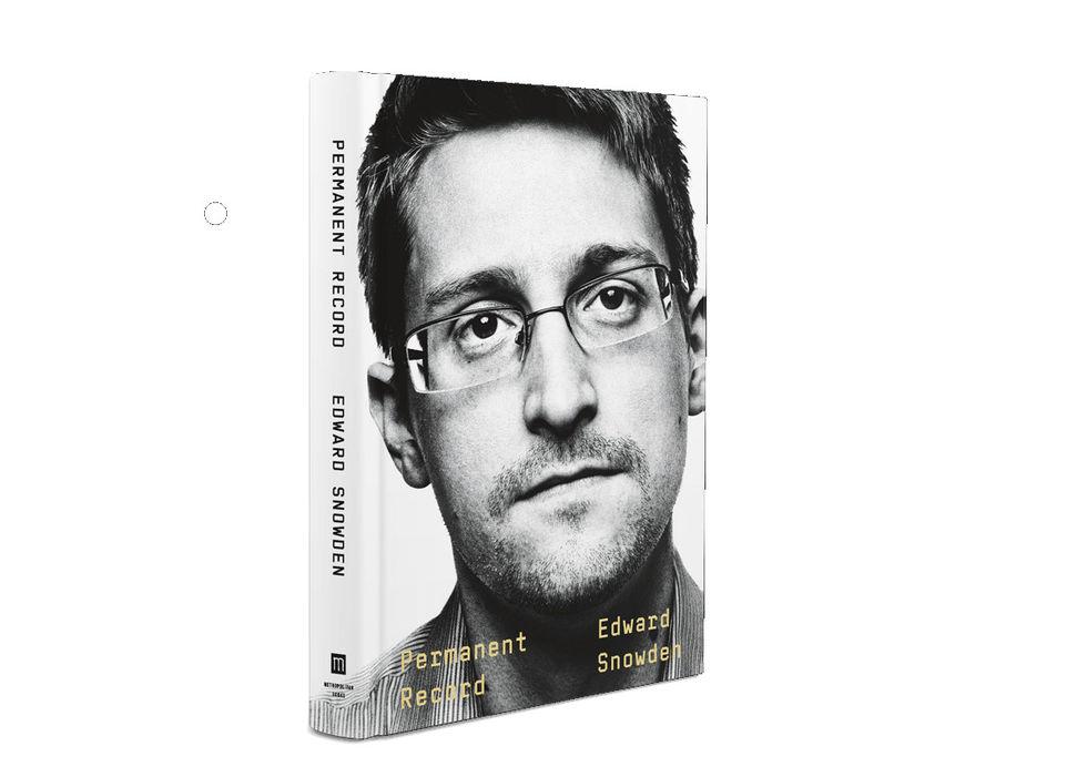 Edward Snowden släpper självbiografi i höst