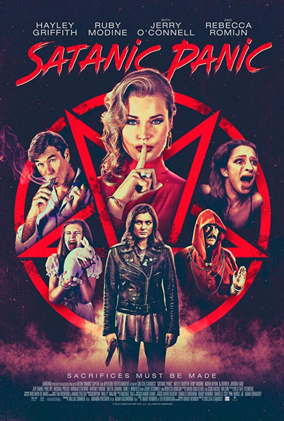 Trailer för Satanic Panic