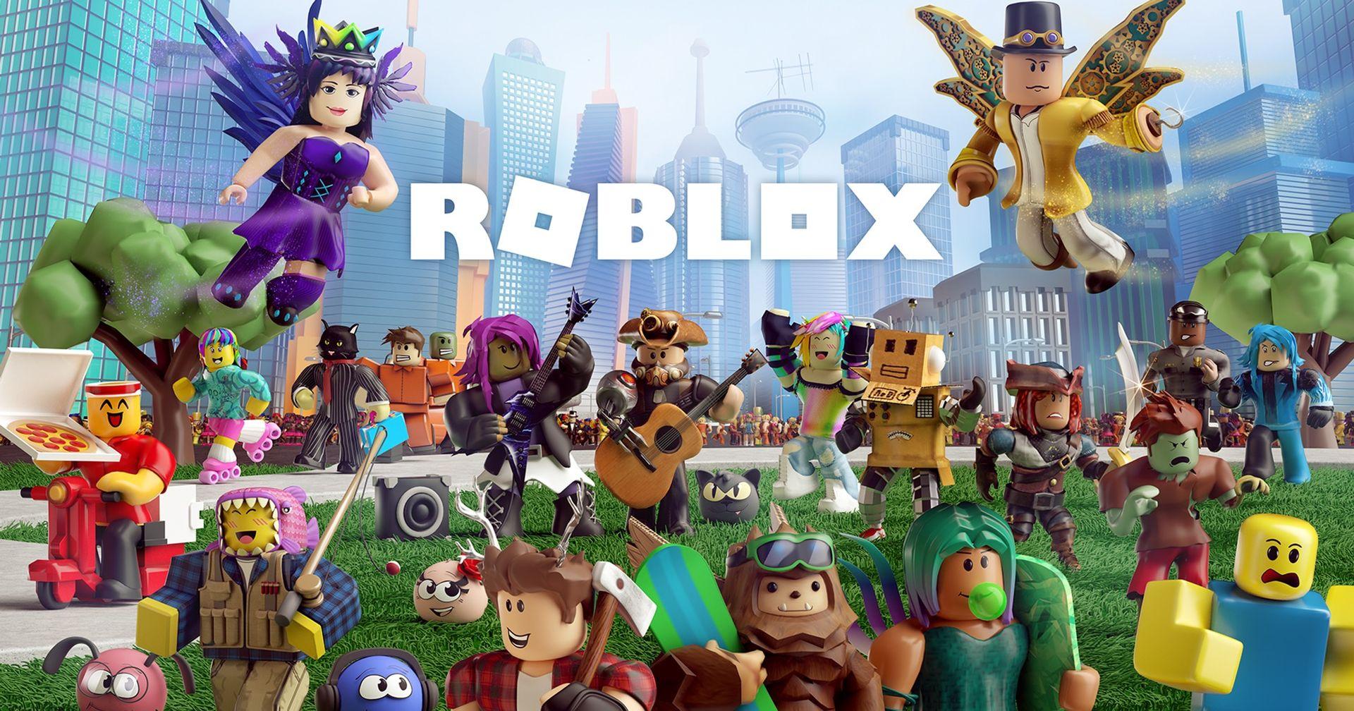 Roblox har nu över 100 miljoner användare