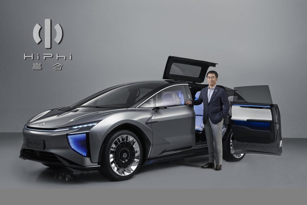 Kinesiska Human Horizons gör lyx-SUV med 5G-uppkoppling