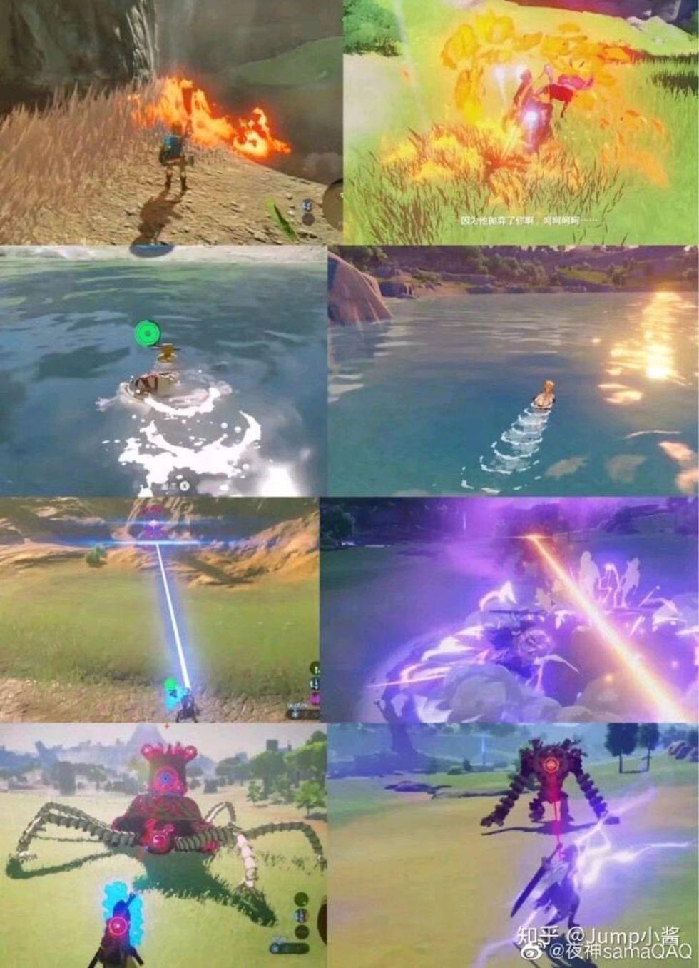 Genshin Impact gjorde kinesiska Zelda-fans vansinniga