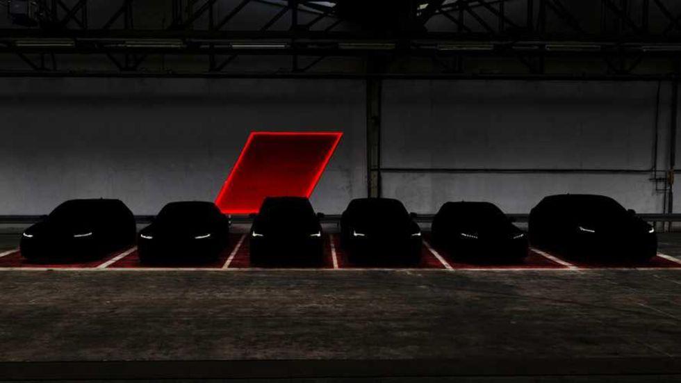 Audi ska släppa sex RS-modeller i år