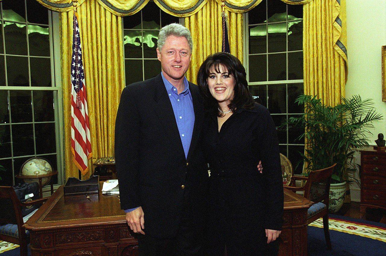 Clinton-Lewinsky-skandalen blir tv-serie
