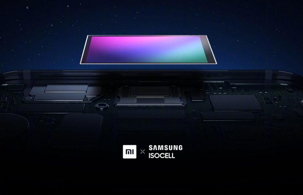 Xiaomi först att använda Samsungs sensor på 108 megapixlar