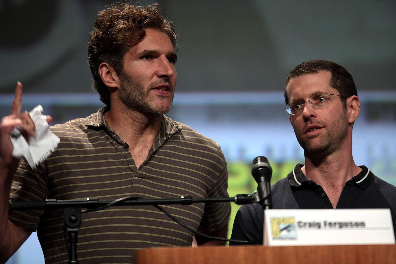 Game of Throne-skaparna skriver långt kontrakt med Netflix