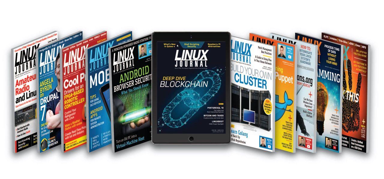 Linux Journal lägger ner