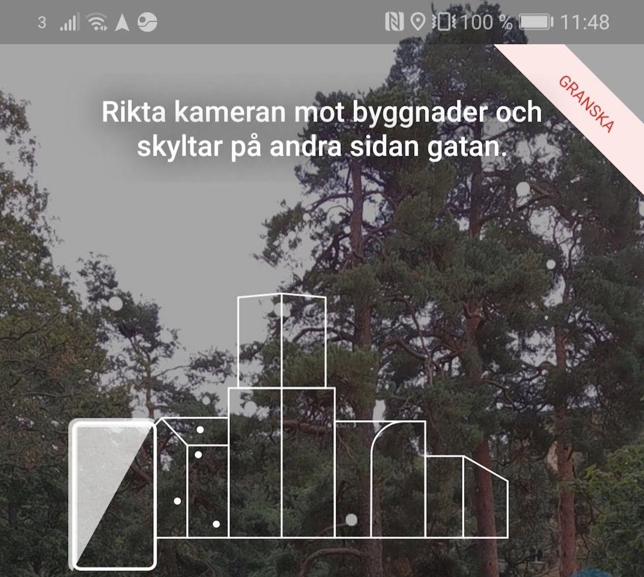 Nu kommer Google Maps AR-läge till fler telefoner