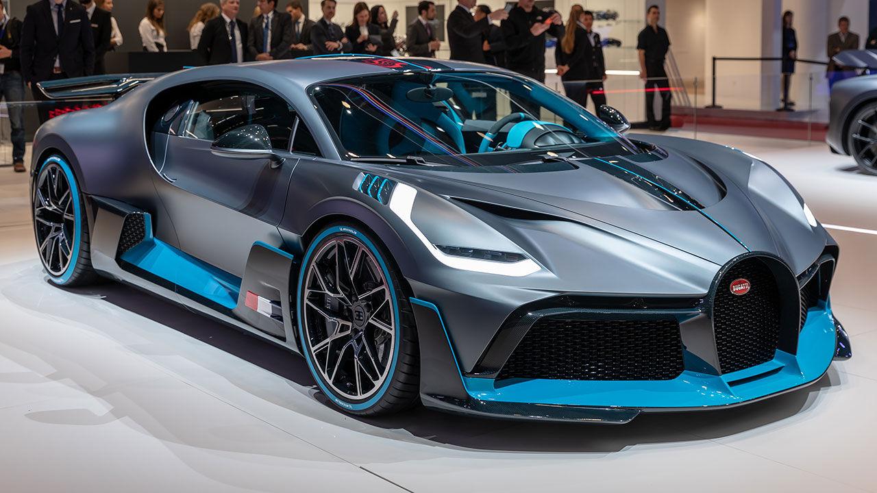 Bugattis kommande SUV kanske är helt eldriven