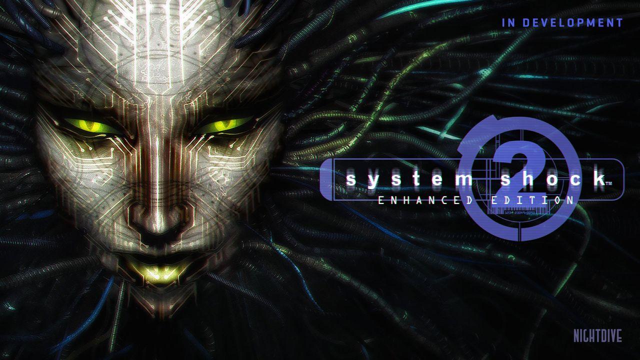 Lite tjusigare version av System Shock 2 på ingång