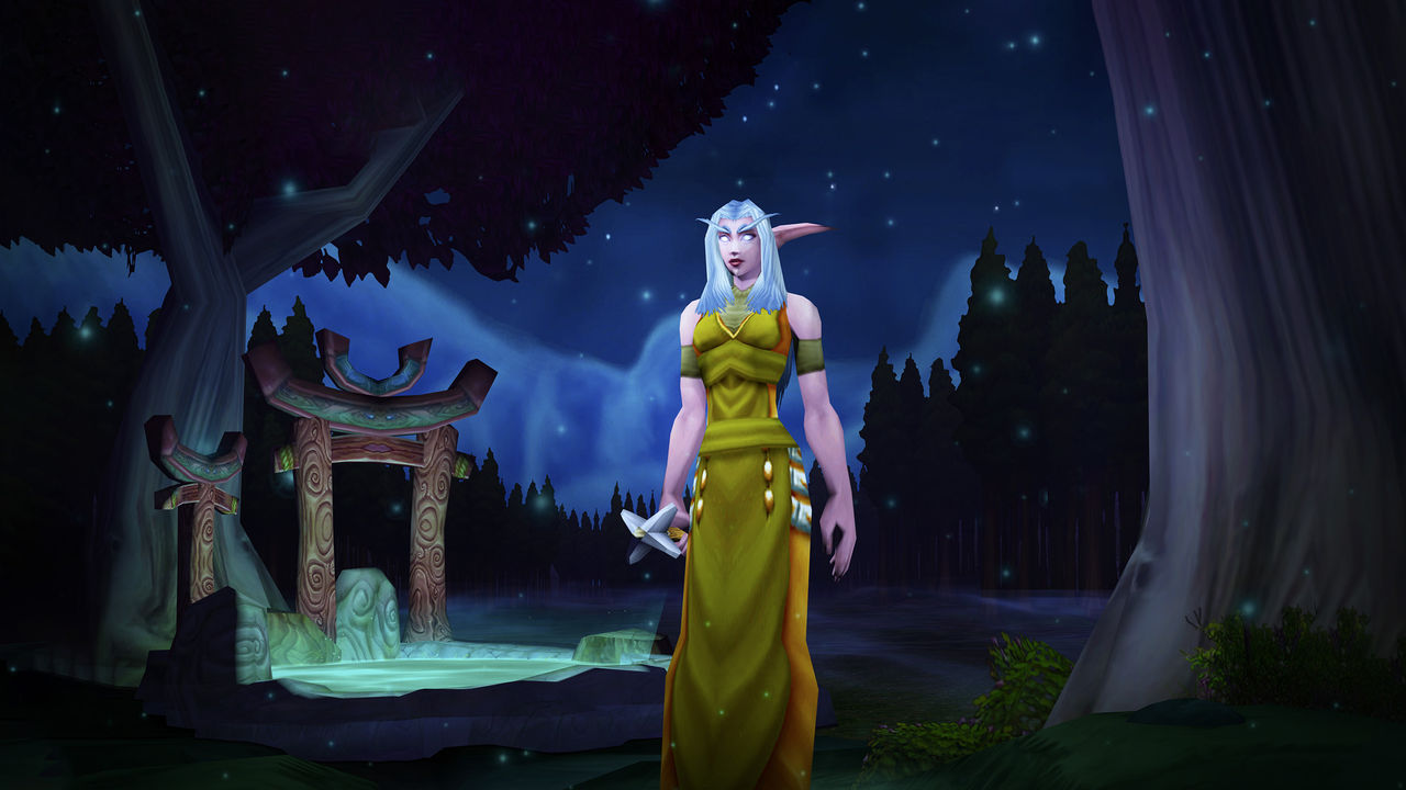 Nu kan du reservera namn i World of Warcraft Classic