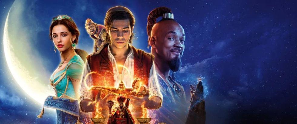 Disney verkar sugna på att göra en uppföljare till Aladdin