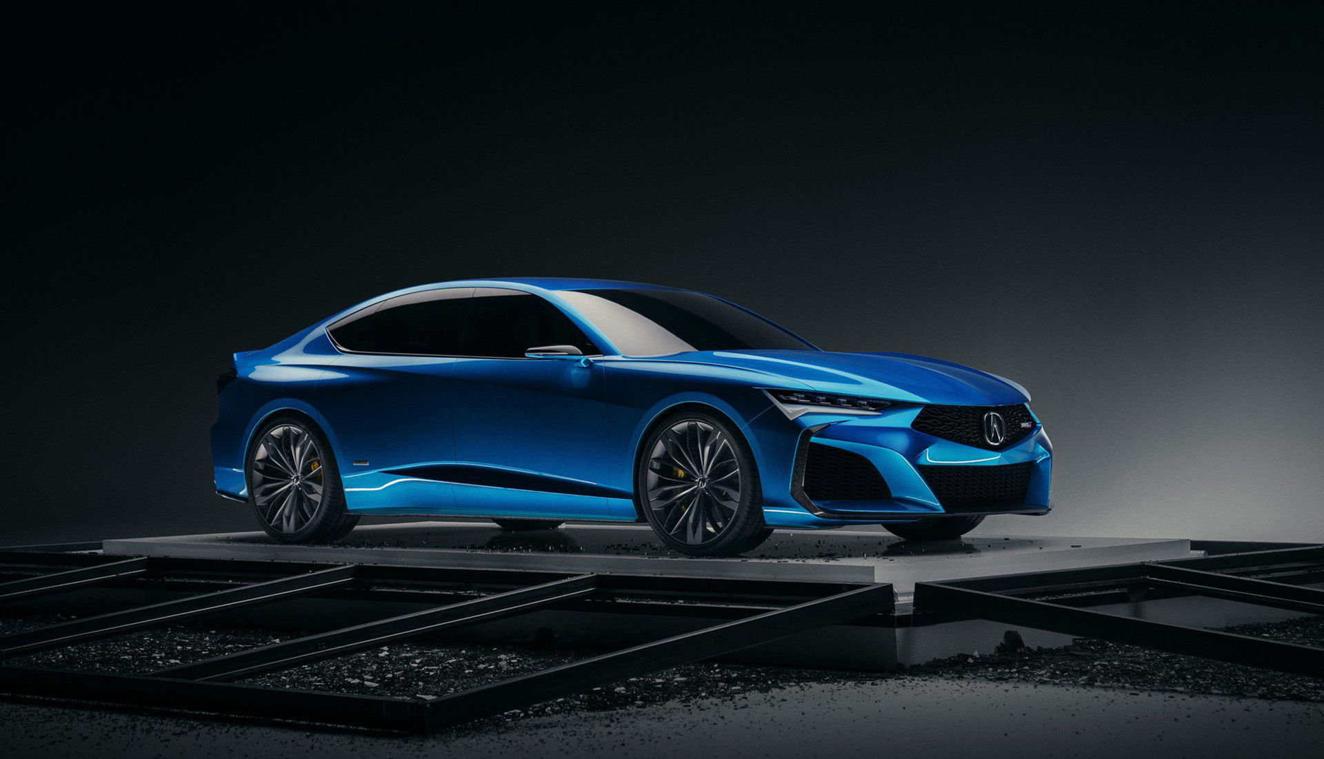 Acura visar konceptet Type S