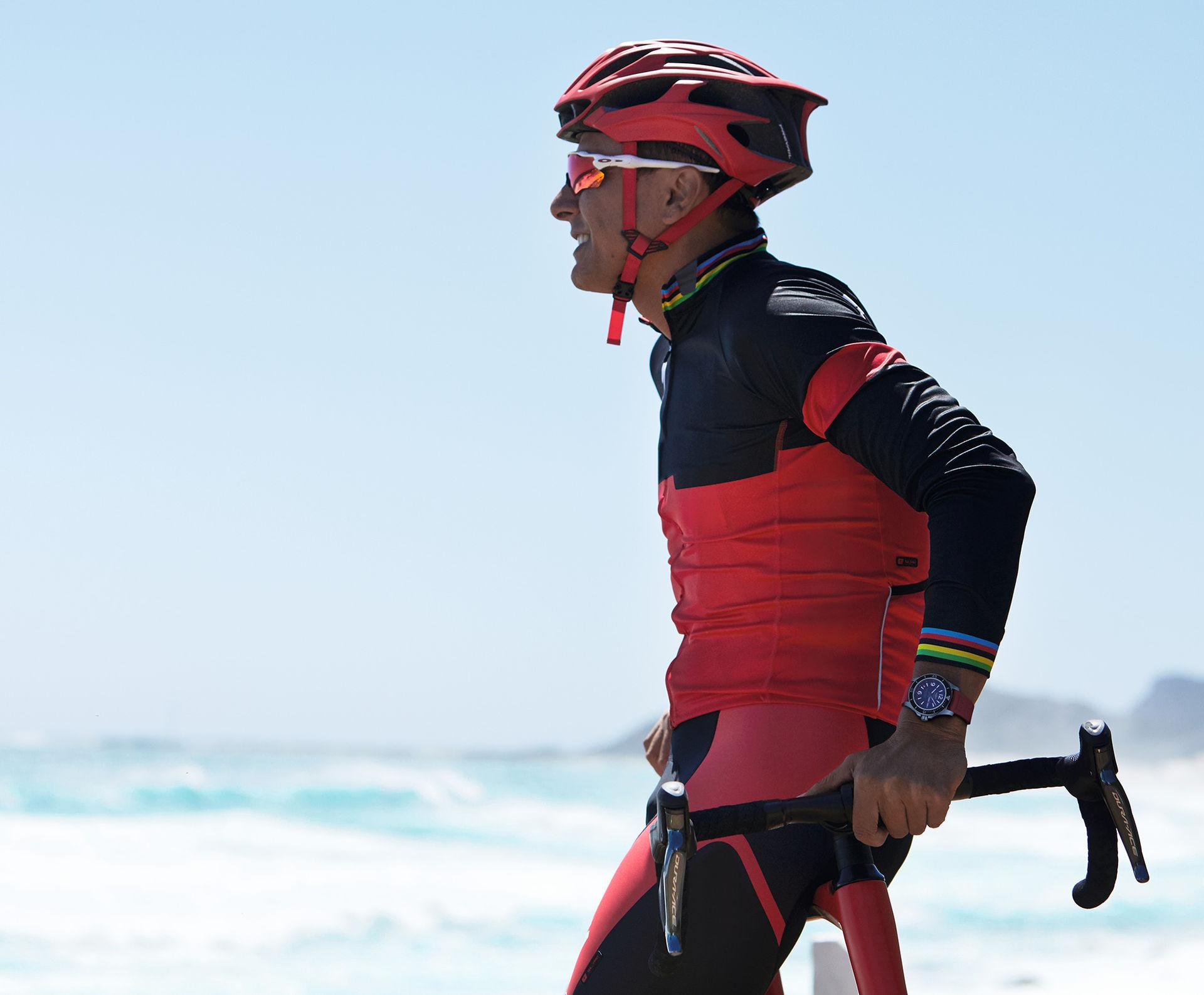 Breitling samarbetar med Ironman