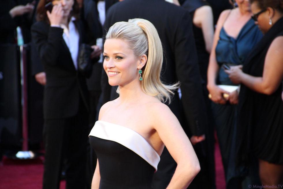 Reese Witherspoon gör filmen Pyros