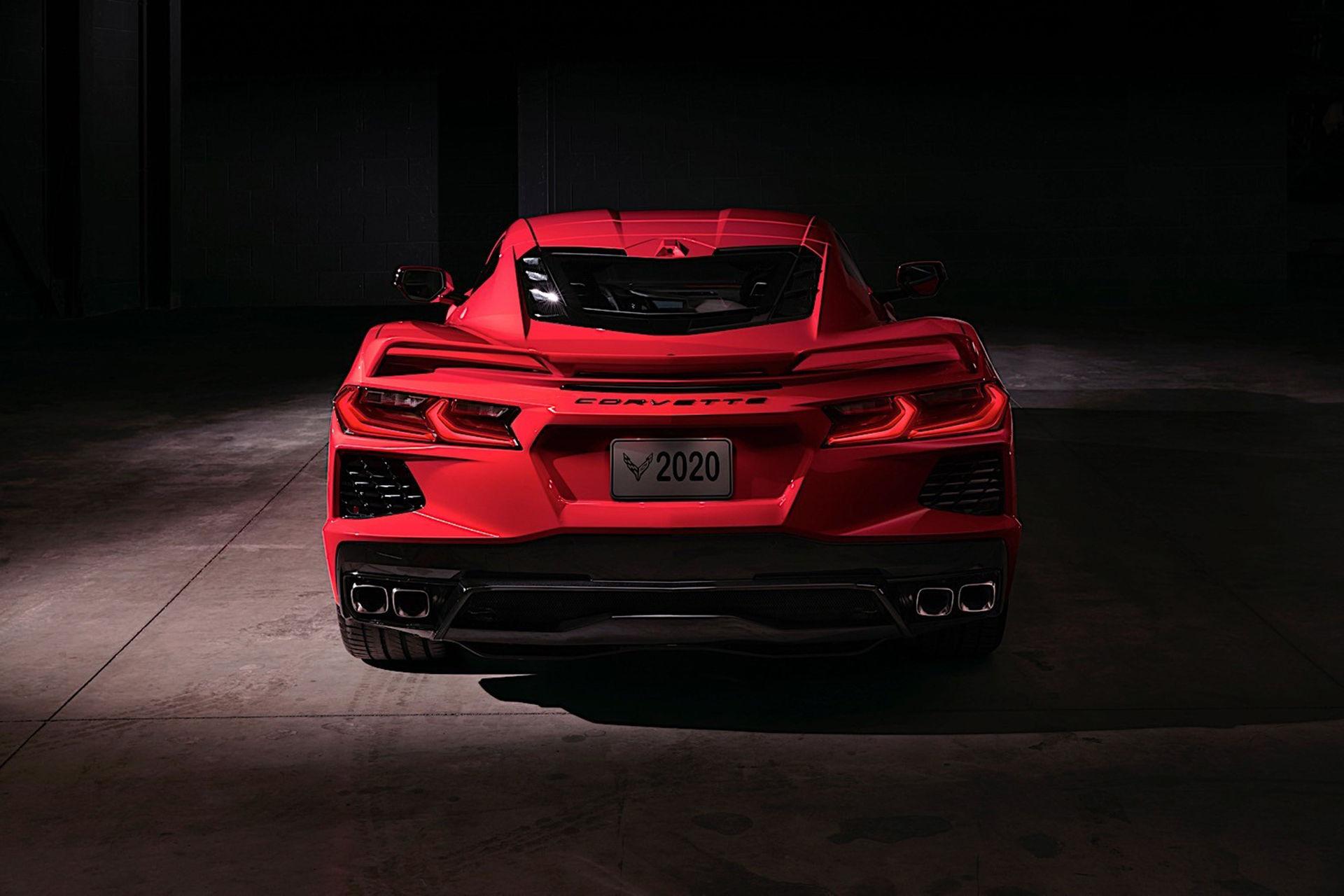 Corvette C8 kostar från 59.995 dollar