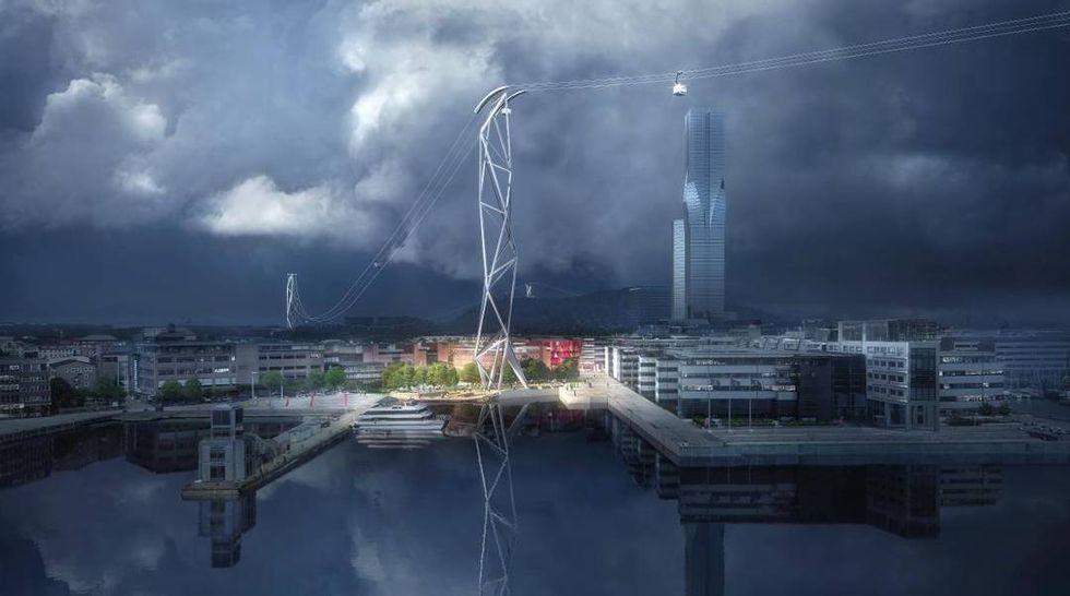 Högst osäkert om det blir någon linbana i Göteborg