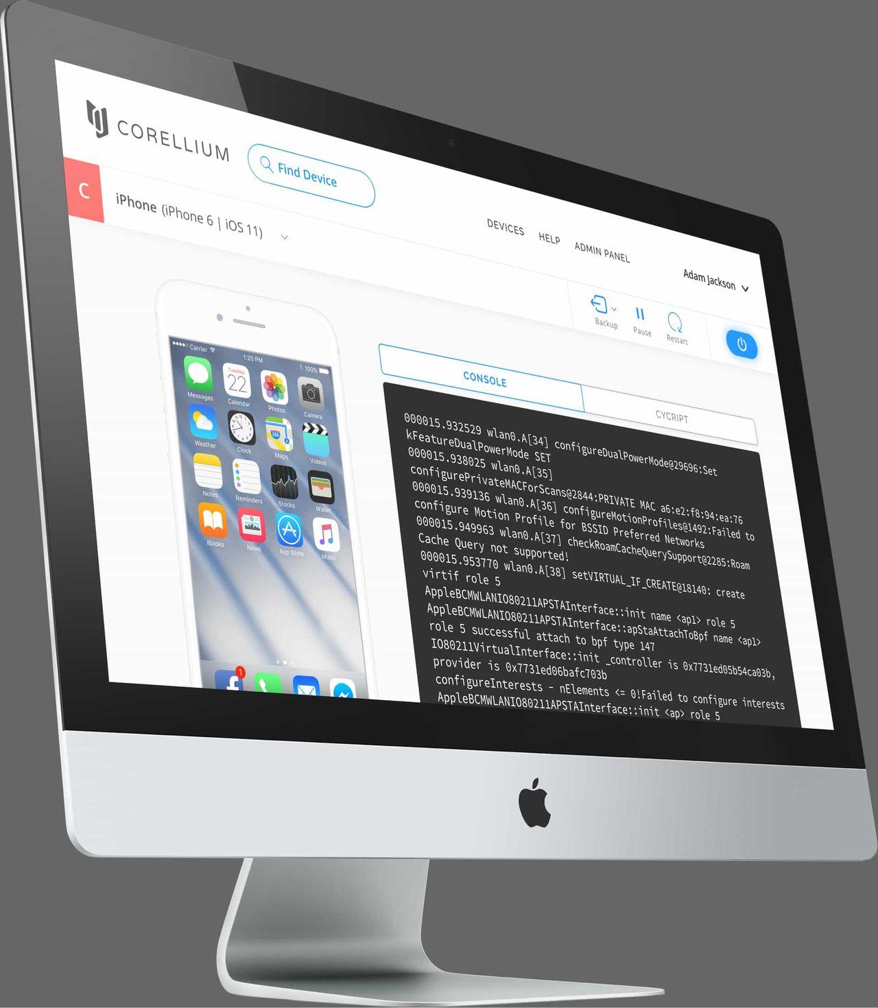 Apple stämmer företag som emulerar iOS