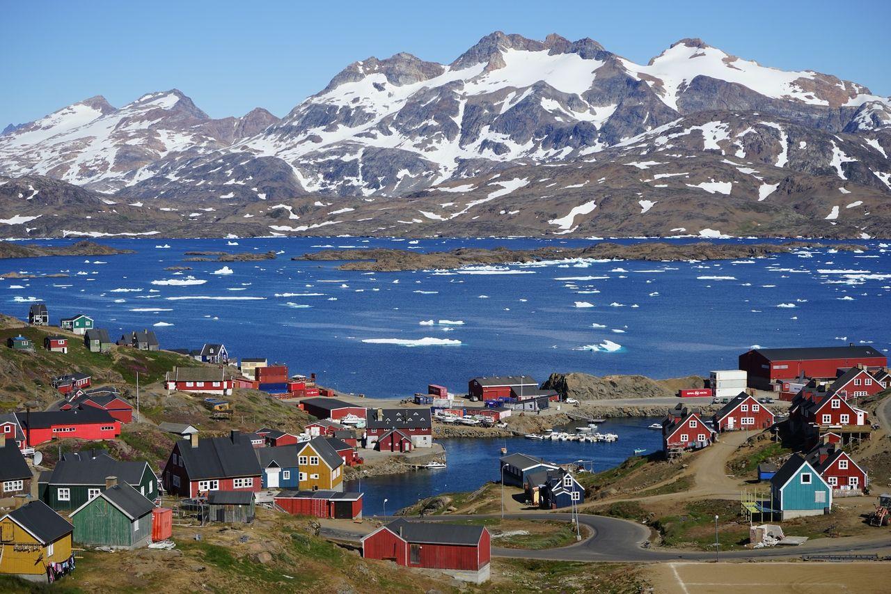 Trump vill köpa Grönland