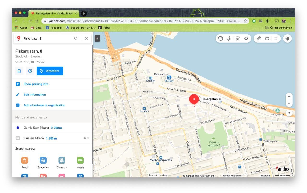 Huawei ryktas utveckla alternativ till Google Maps
