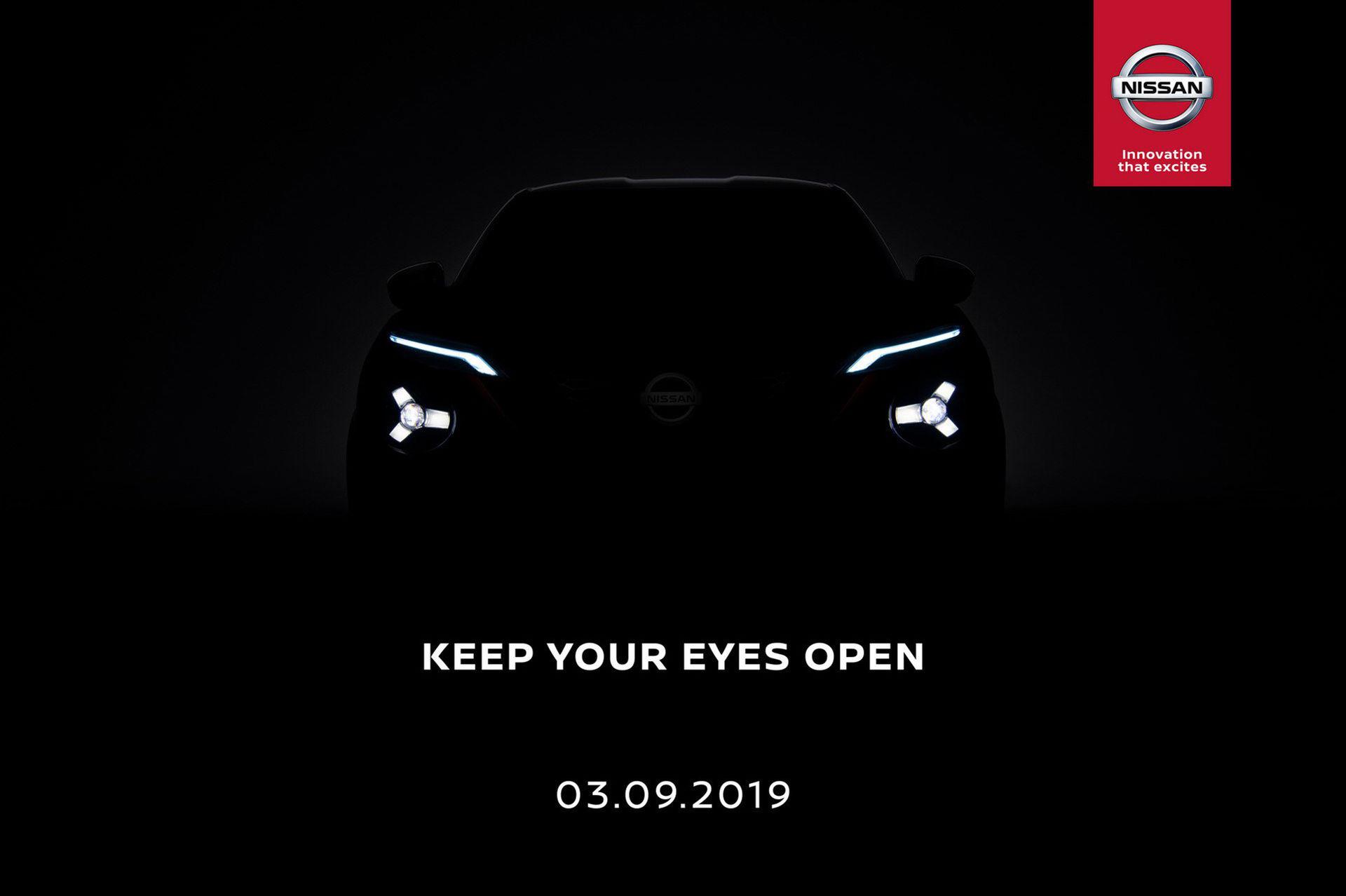 Ny Nissan Juke är på gång