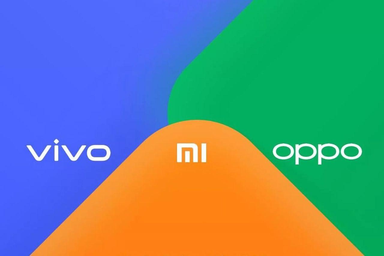 Xiaomi, Oppo och Vivo tar fram AirDrop-alternativ