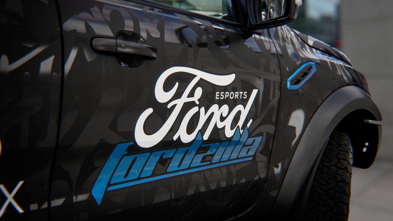 Ford drar igång flera esportslag i Europa