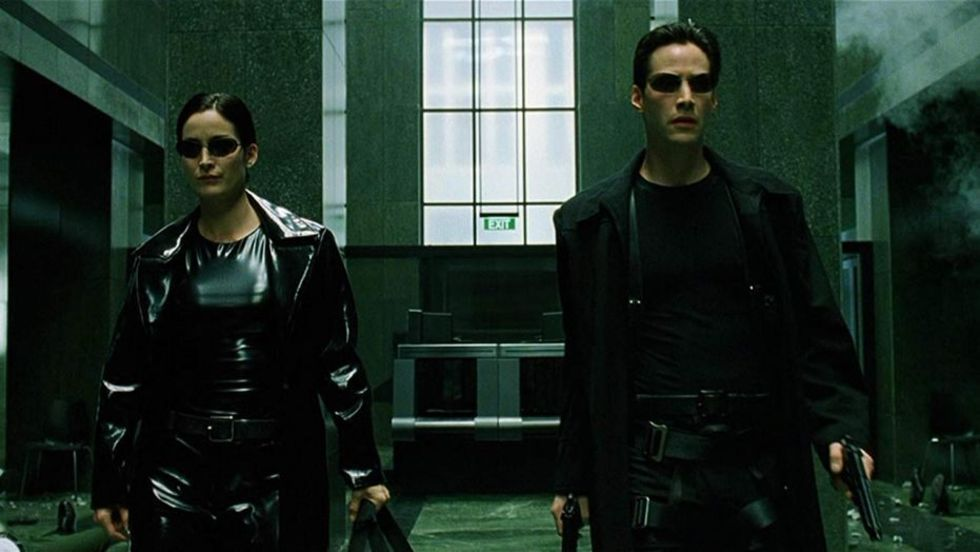 Det blir en fjärde Matrix-film