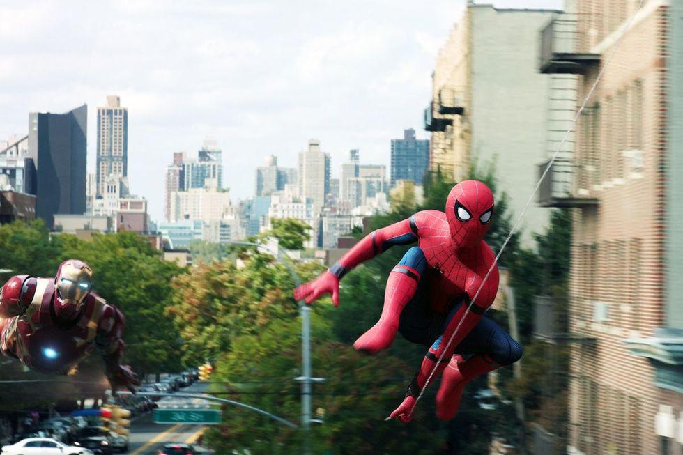 Spider-Man sägs tacka för sig i Marvel Cinematic Universe