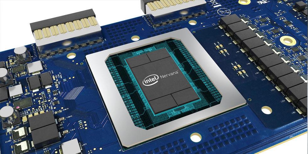 Intel presenterar nya AI-chip