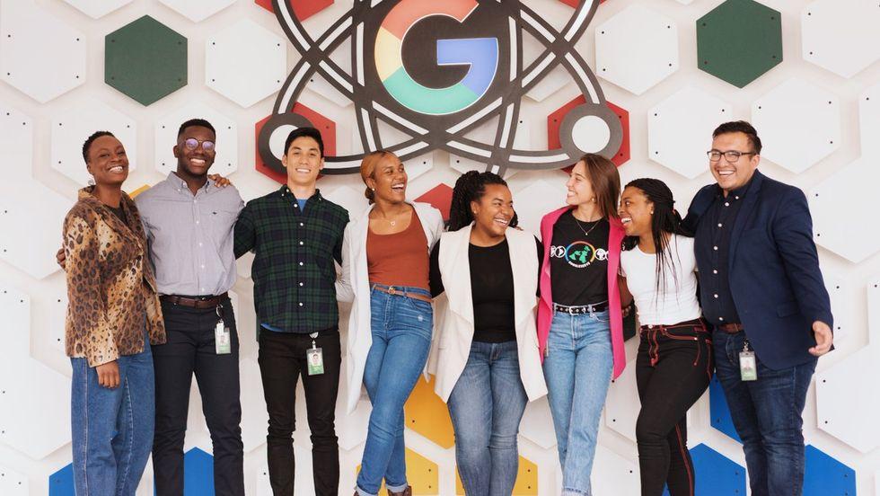 Många studenter vill arbeta i techbranschen