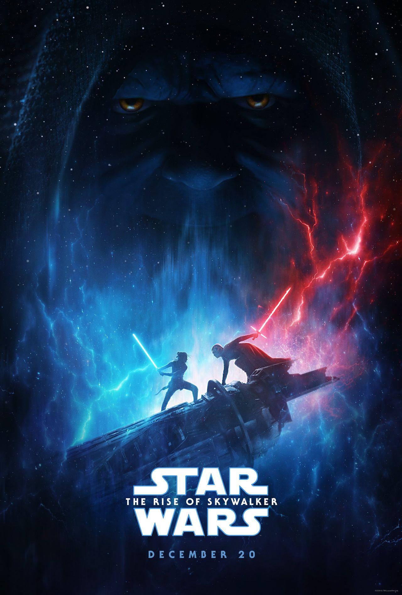 Star Wars: The Rise of Skywalker får affisch