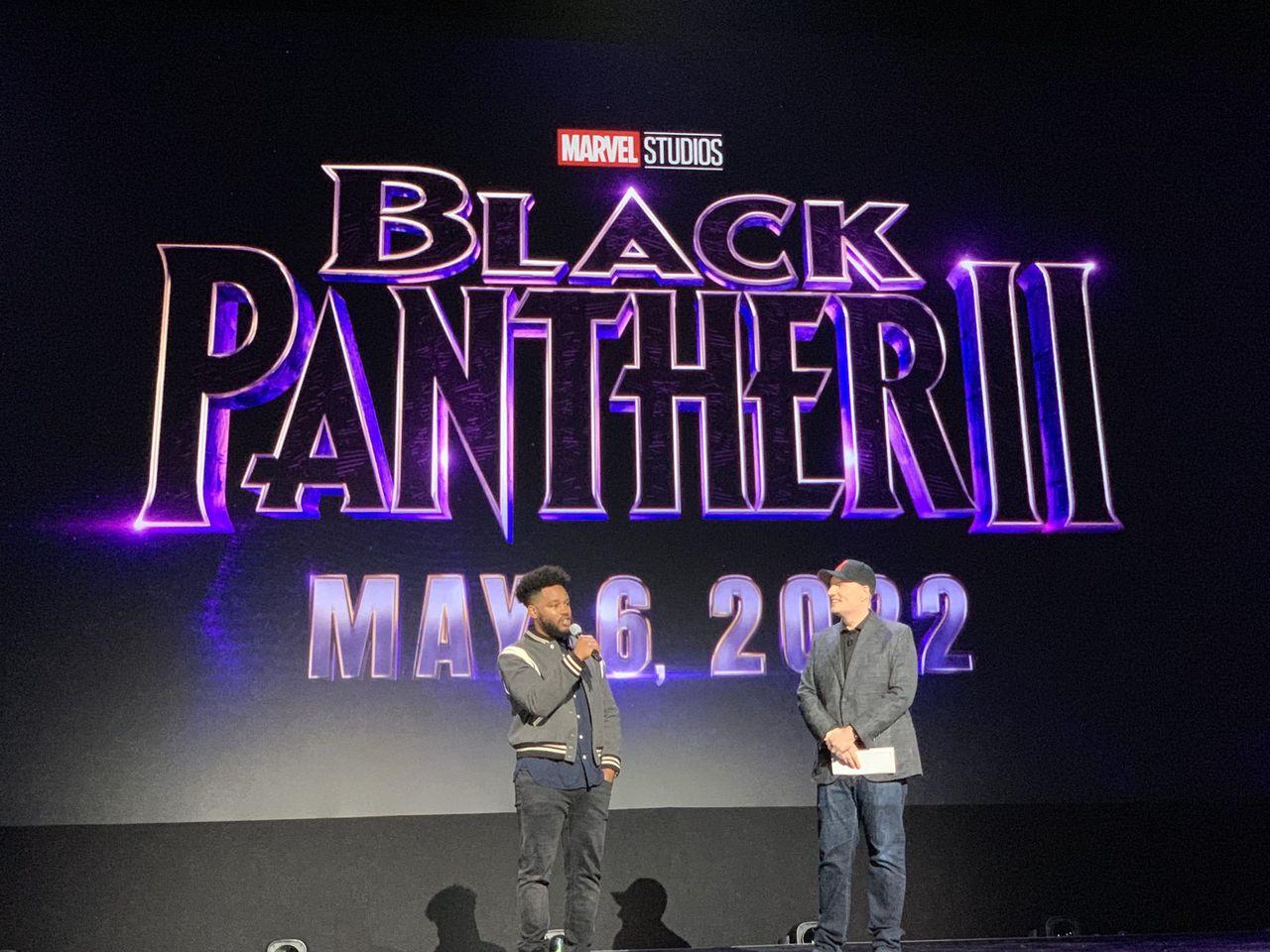Black Panther 2 har premiär den 6 maj 2022