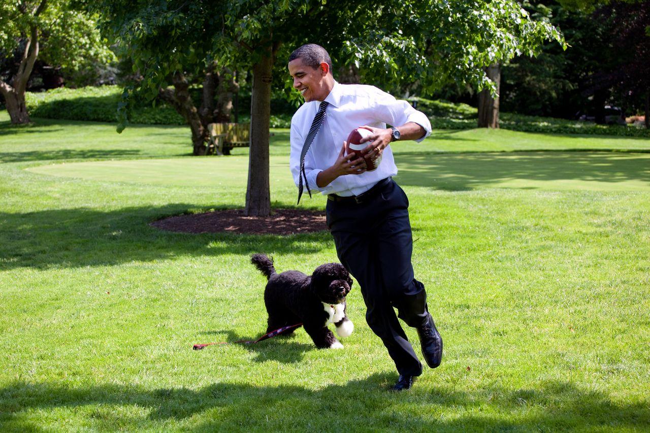 Obama twittrar sin sommarspellista