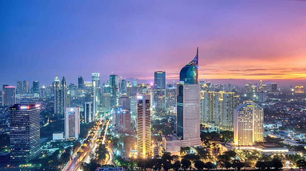 Indonesien ska bygga en ny huvudstad