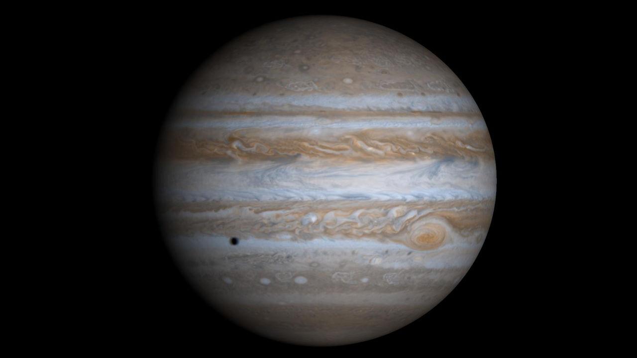 Nu har Jupiters senast upptäckta månar fått namn